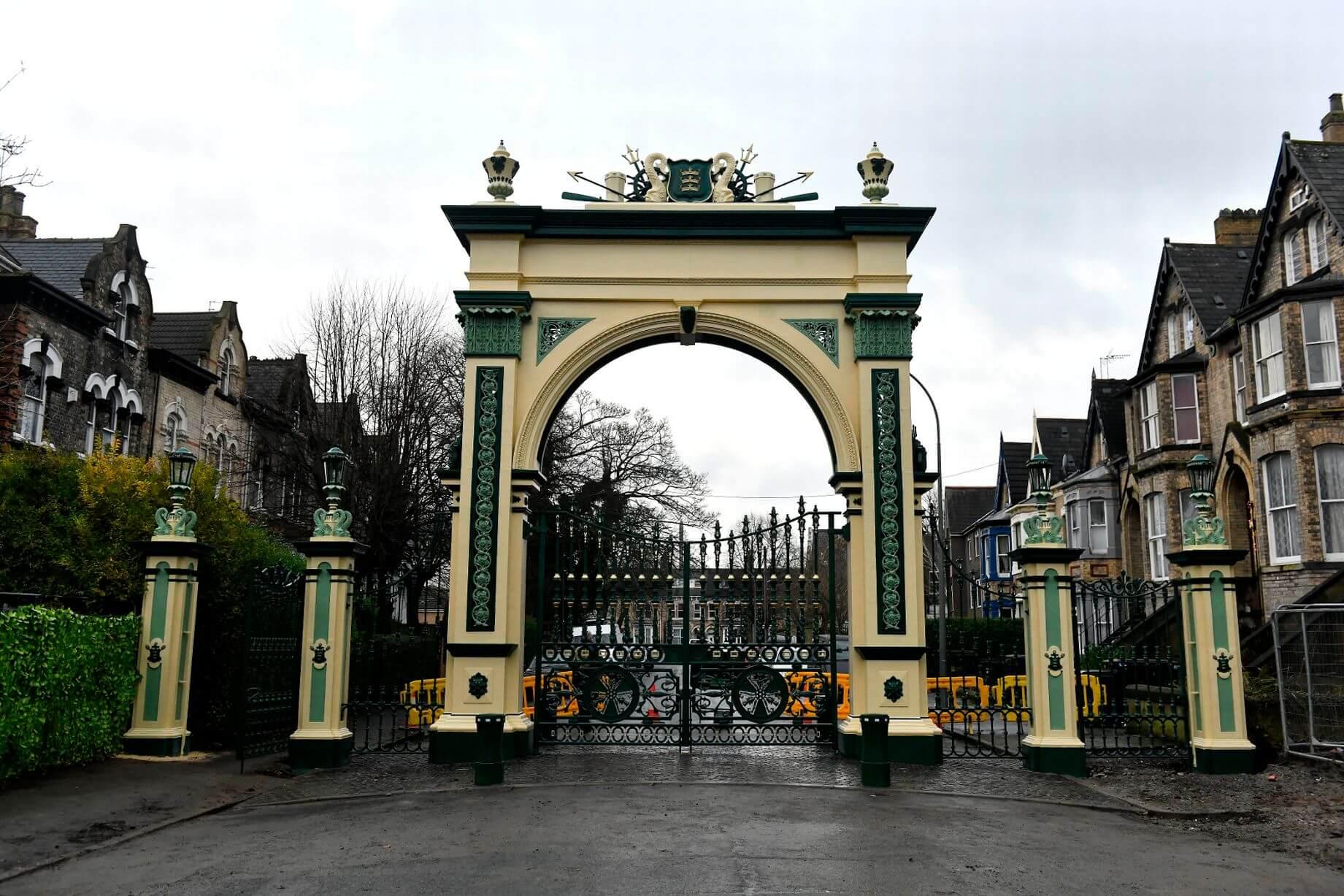 Pearson Park, Hull