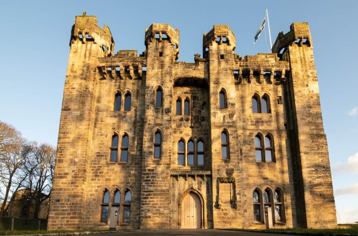 Hylton Castle Wins Regional and National Conservation and Regeneration Award